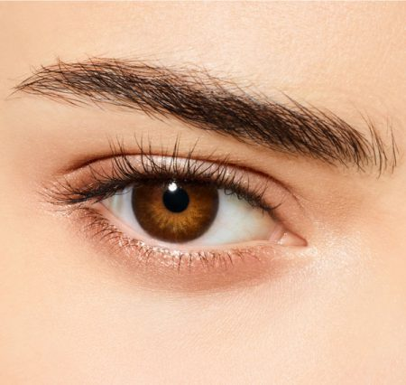 DESIO - Цветни лещи за очи - Black Coffee (Черно кафе)