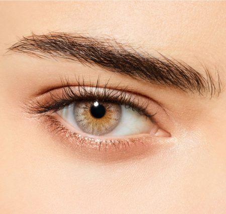 DESIO - Цветни лещи за очи - Creamy Beige (Крем бежово)