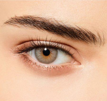 DESIO - Цветни лещи за очи - Darker Grey (Тъмно сиво)