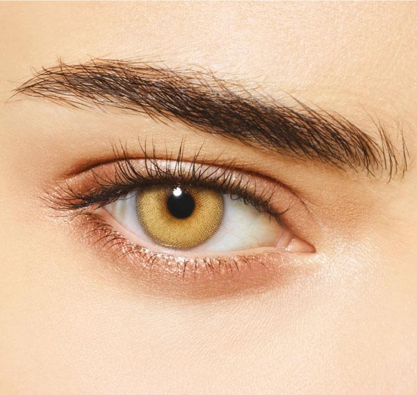 DESIO - Цветни лещи за очи - Delicious Honey (Сладък мед)