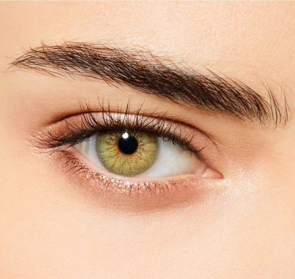 DESIO - Цветни лещи за очи - Forest Green (Зелена гора)