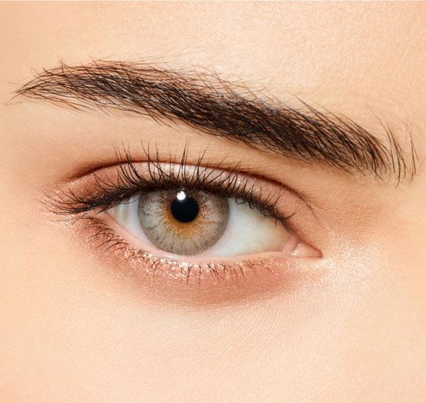 DESIO - Цветни лещи за очи - Lighter Grey (Светло сиво)