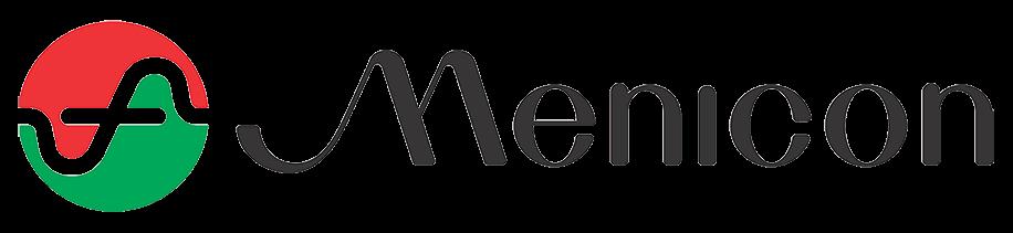 Контактни лещи Menicon лого