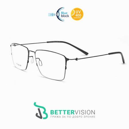 Титаниеви очила за компютър