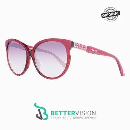 Слънчеви очила Swarovski SK0081 71T 58