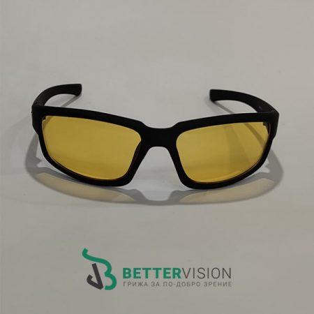 очила за нощно шофиране - жълти - Night Drive