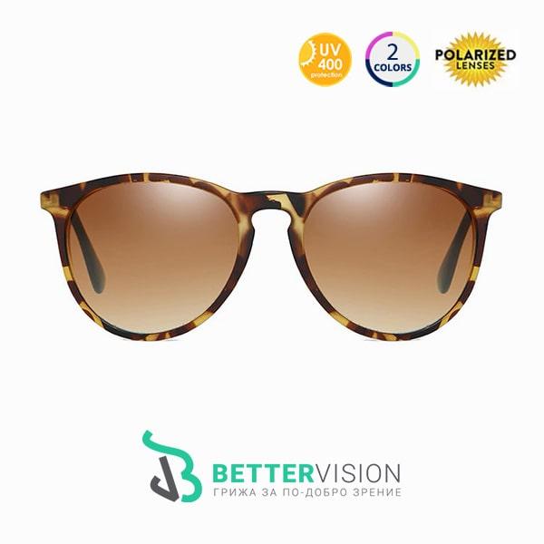 Слънчеви очила Riley Хавана с UV400 и поляризация