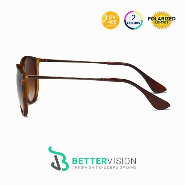 Слънчеви очила Riley Хавана с UV400