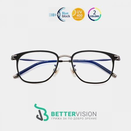 Титаниеви Очила за компютър без диоптър- Nova