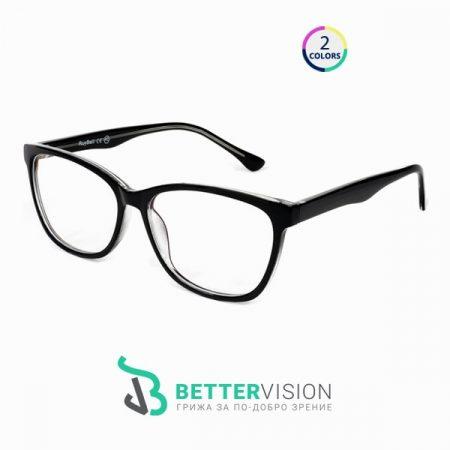 Диоптрични рамки за очила Carol - черно